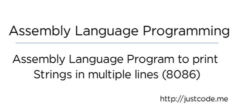 Finding A String Length In Assembly Language   rentedpaying cf